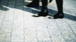 Giulia Caminada, Les pieds rouges