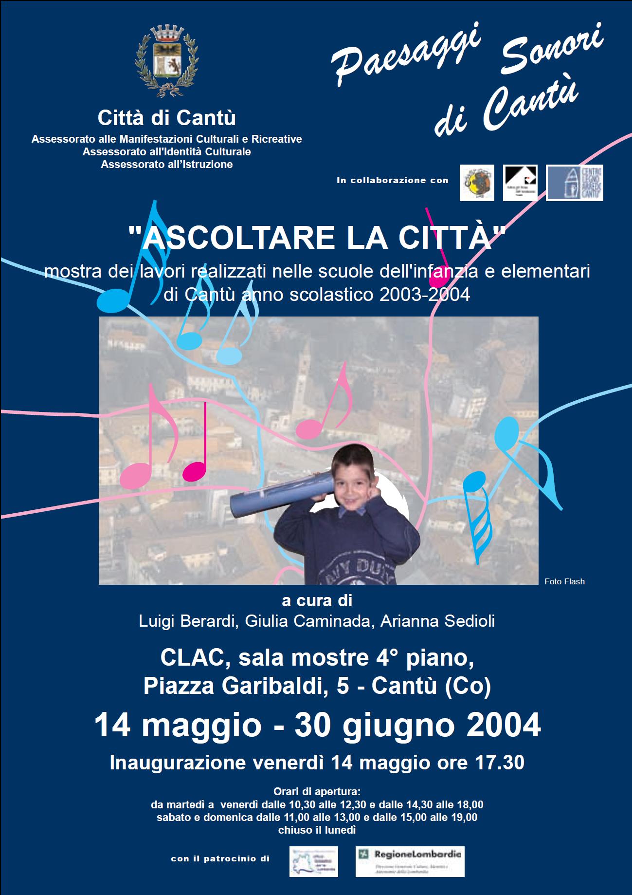Giulia-Caminada-Paesaggi-sonori-Cantù-2004-volantino
